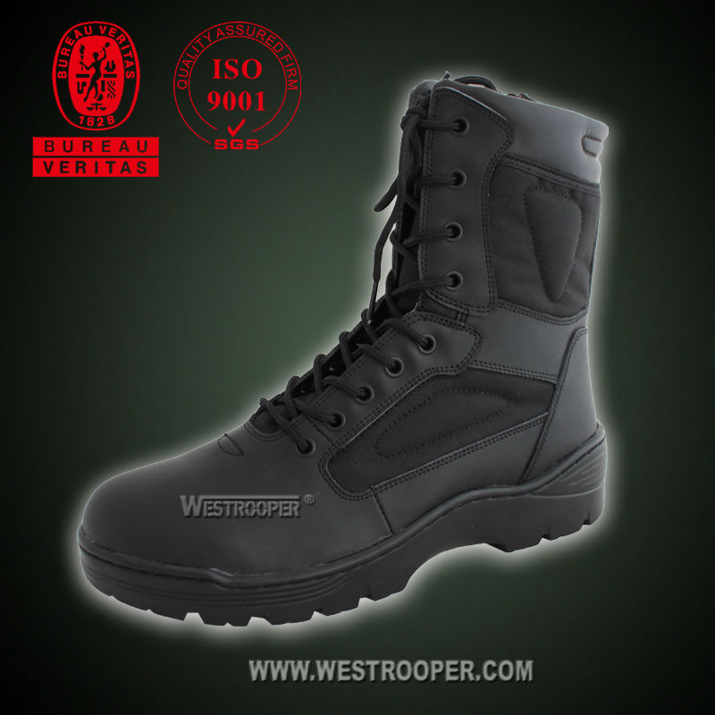 Westrooper 511 Tactical Black Military Army Boots