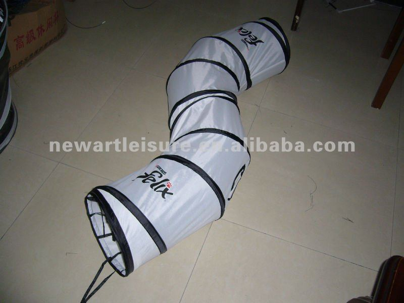 cat tunnel/cat toy tube/pet products