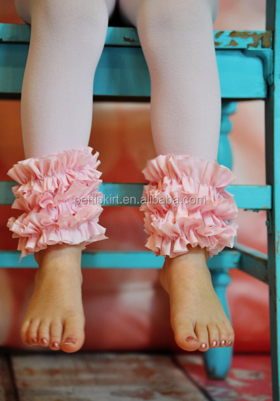 c3b9a59244a03 Best selling girls ruffle leggings kids tight pants solid color baby icing  pants