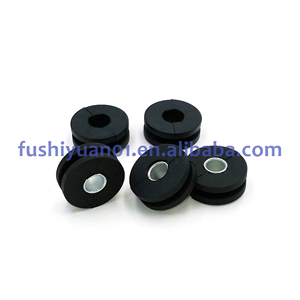Custom 8mm 9mm 10mm rubber grommet silicone rubber cable grommet