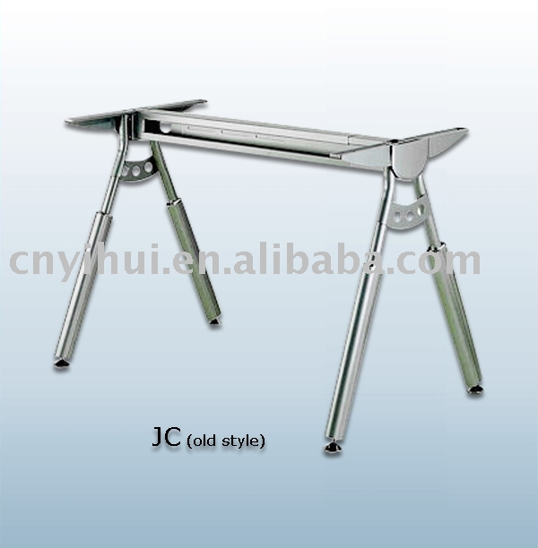 Delicieux A Shaped Adjustable Steel Table Legs   Buy Steel Table Legs,Metal Desk  Frame,Adjustable Steel Desk Frame Product On Alibaba.com