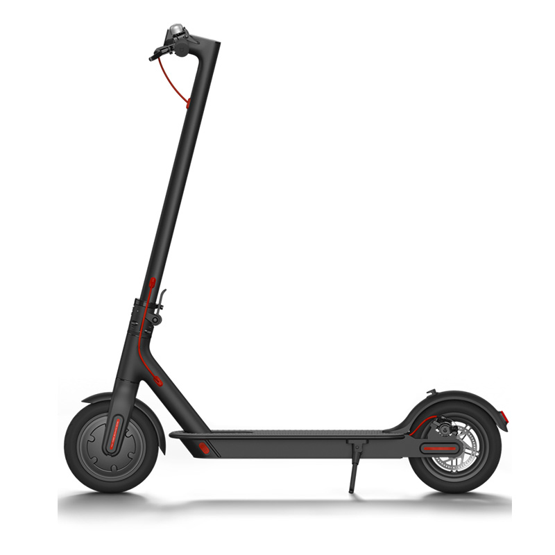 Xiaomi Mijia M365 adult 2 wheel electric scooter 36v 250w, Black white
