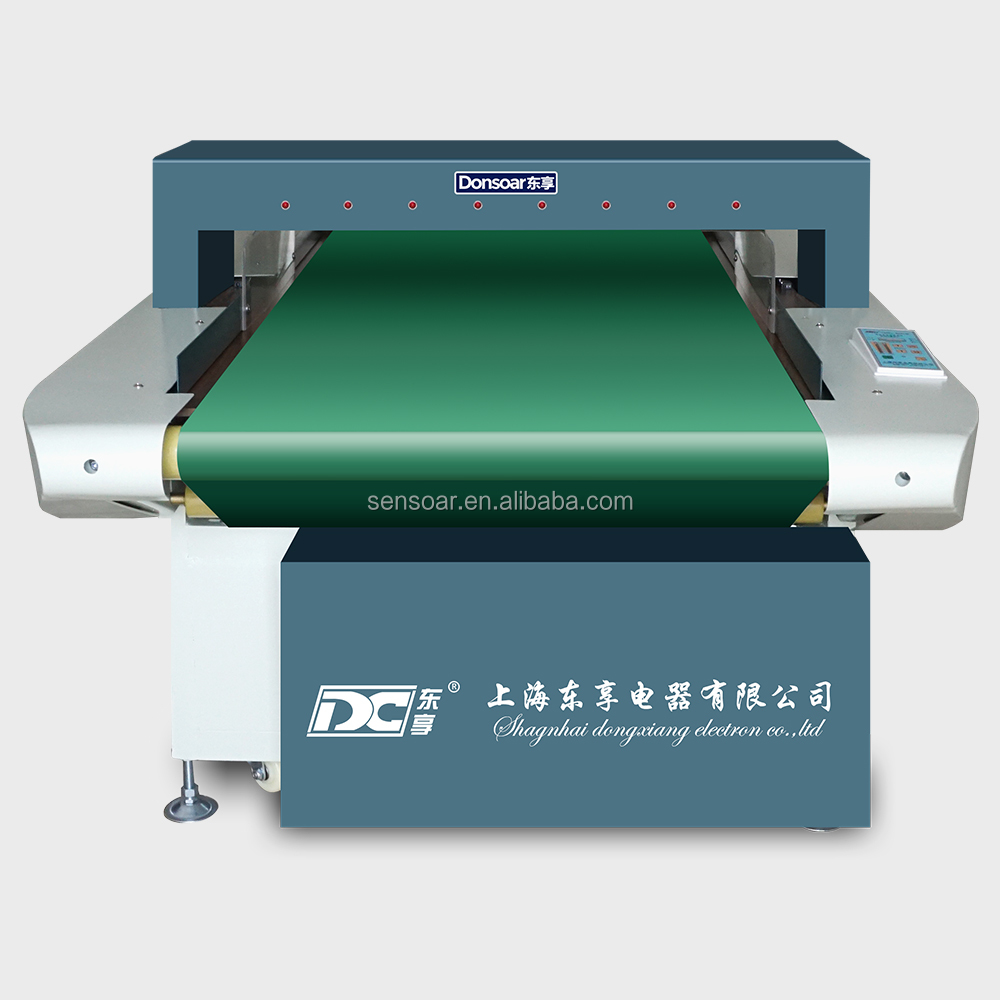 Widely used for clothing industry needle metal detector machine,metal detector for garment