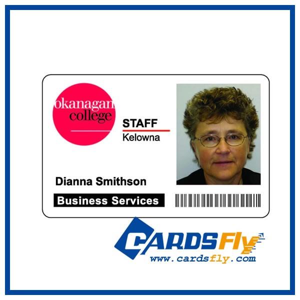Custom Design Id Card Samples,Company Staff Card - Buy Id Card ...