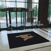 Cast Iron Door Mat AS001, Logo Mat,