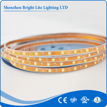 CE ROHS UL 30pcs SMD 5050 IP67 12v Yellow Color wireless led strip light