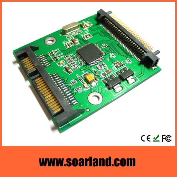 Factory direct 50 pin ide to sata converter