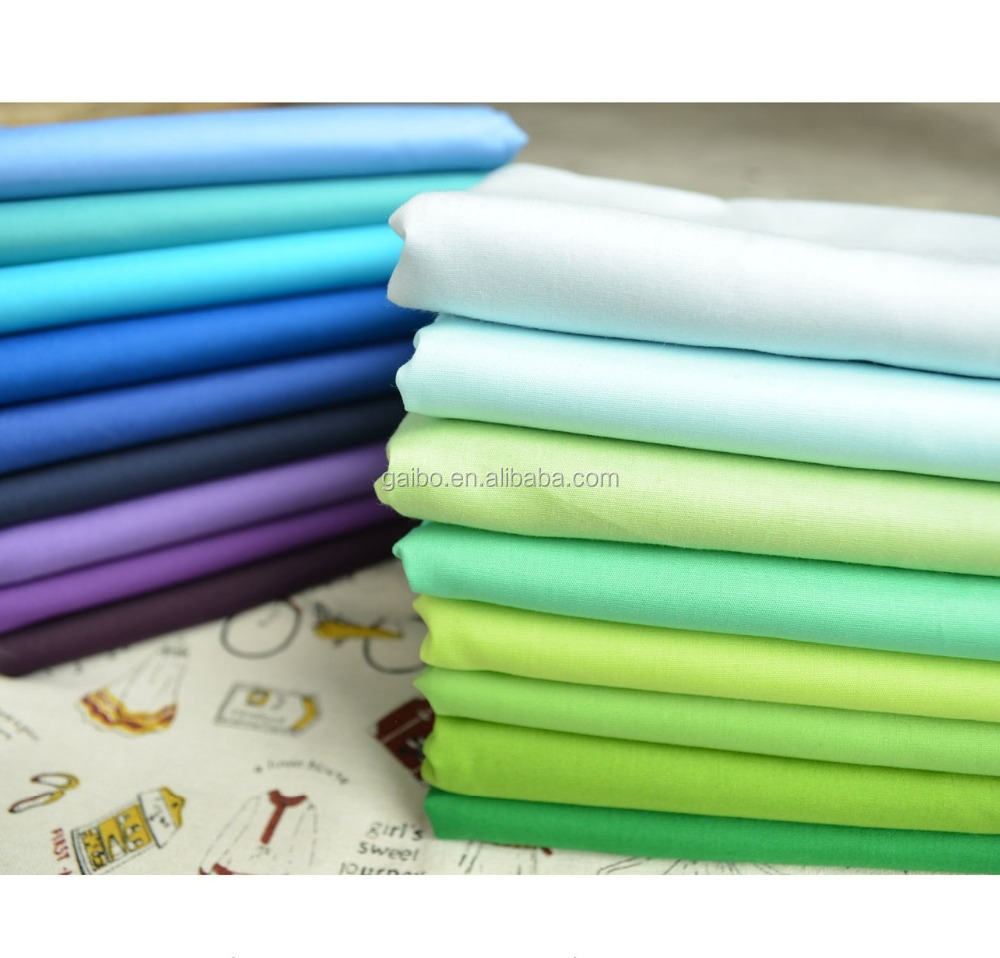 Wholesale Woven Fabric 80 Polyester 20 Cotton Interlining Pants Pocket Lining Fabric For Garment