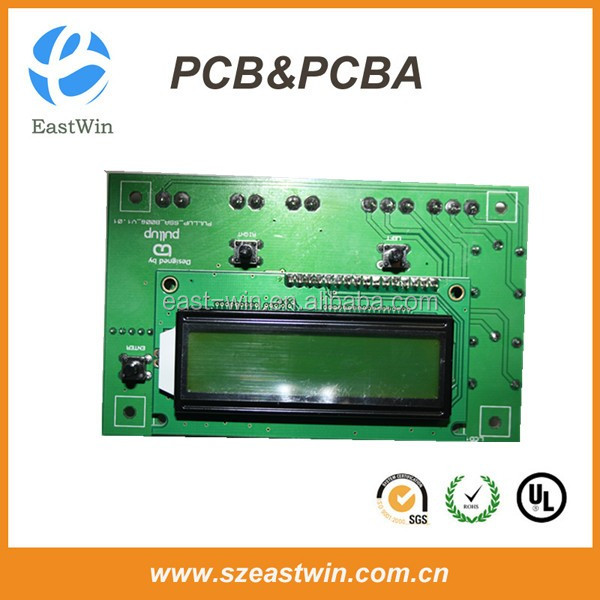 China Printed Circuit Board With Assembly for Home Solar Systems