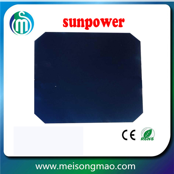 Sunpower Maxeon C60 22% high efficiency Flexible Solar Cell for sale of Flexible soalr panel