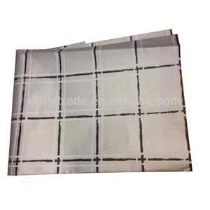 Silver Grid 64*64cm Packing Wrapper Creasing Paper 20pcs/bag
