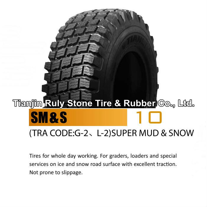 cheap chinese tires 14.00-24 G-2 L-2 super mud tire snow tire