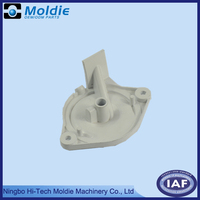 zamak die casting parts with painting