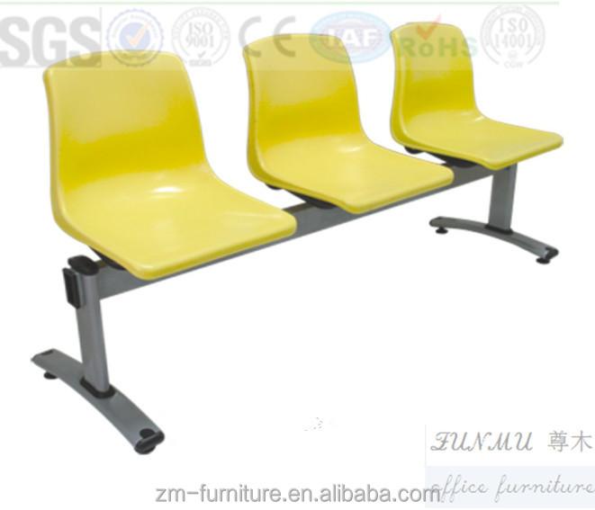 Sala de espera del hospital muebles sillas de pl stico for Sillas para hospital
