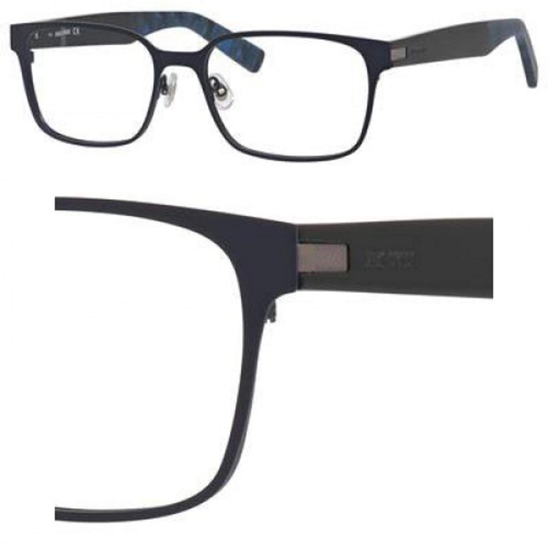 9c731c4758b0c Get Quotations · Eyeglasses Jack Spade Kamren 0E8W Semi Matte Navy