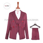 4 pcs chic 5 star hotel women tailored suit for housekeeping manager stewardess uniform set