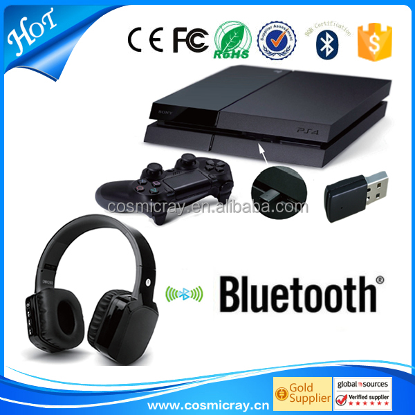 New products PS4 wireless bluetooth audio wireless 5.1 transmitter