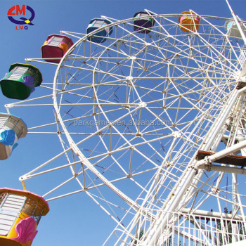 in stock 50m ferris wheel amusement rides cheap christmas decorferris wheels for sale - Christmas Ferris Wheel Decoration