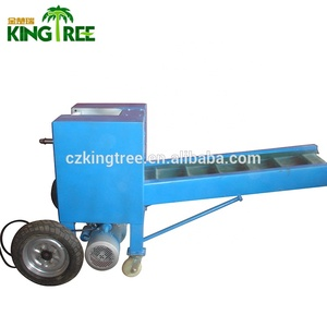 Automatic coconut husk remover /dehusking machine/Automatic coconut sheller