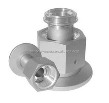 KF flange to male vcr kf16 kf25 kf40 kf50 stainless steel 304 and stainless steel 316L