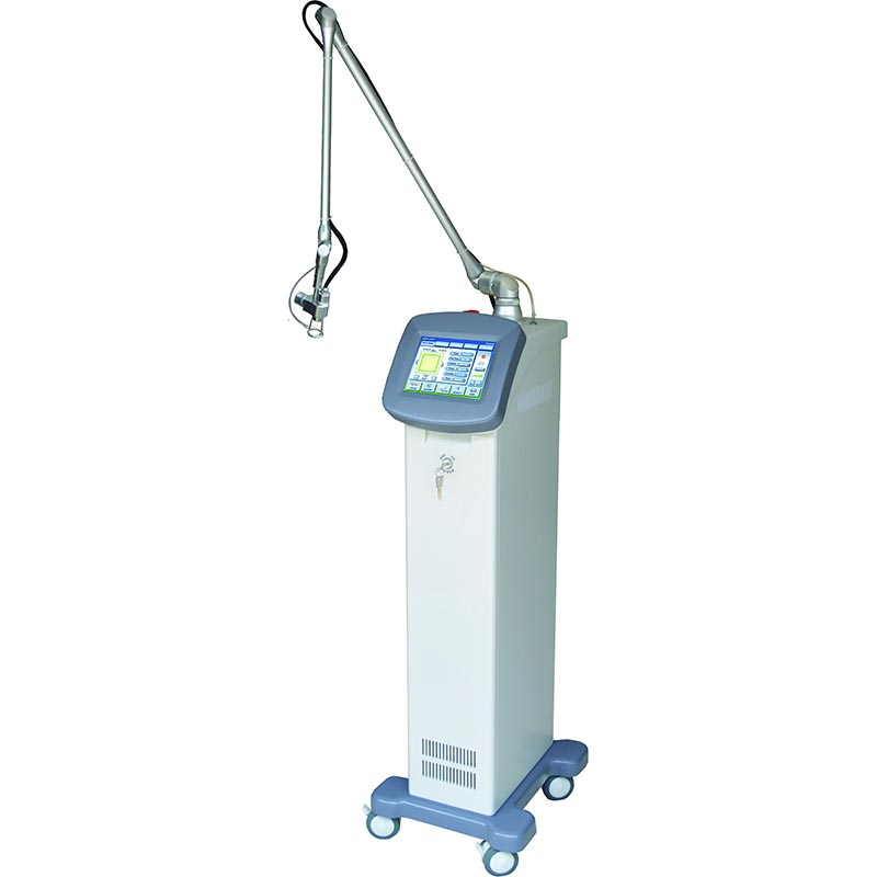 CE approved co2 fractional laser vaginal equipment