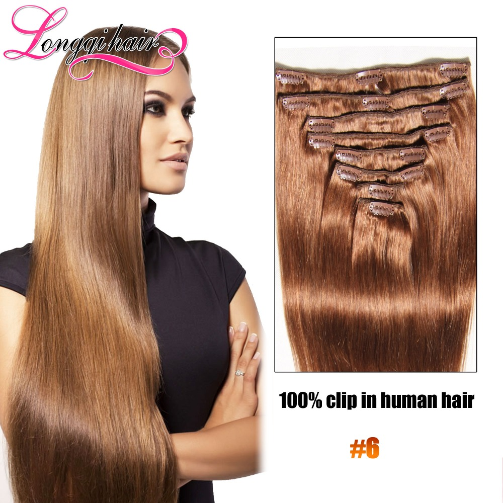 Long Curly Clip In Human Hair Extension Long Curly Clip In Human