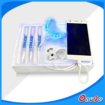 Oem Customized Dental Kit Teeth Whitening Kit Phone Connect Cold