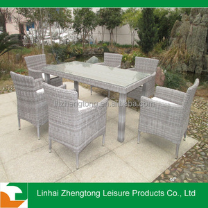 Taizhou Hot furniture of rattan all weather wholesale rattan wicker furniture rattan set