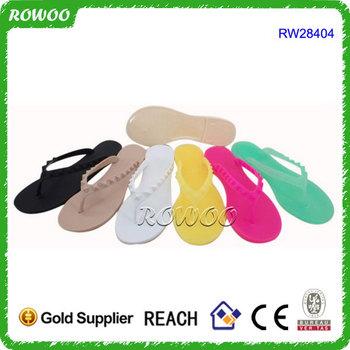 b5eaca1f3 New Style Plastic Slippers Sandals