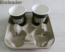 Disposable Paper Cup Holder,2 Cup Holder,4 Cup Holder