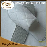 Disposable Jacquard Velour Velvet Hotel Slipper Hotel Amenities