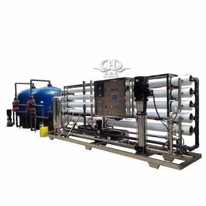 20T/H Automatic stainless steel RO water purification machine