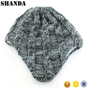 b4d92514f China Hand Knit Earflap Beanie, China Hand Knit Earflap Beanie ...