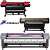 best price x roland 1.8m/6 feet eco solvent printer with Epson head large format printer