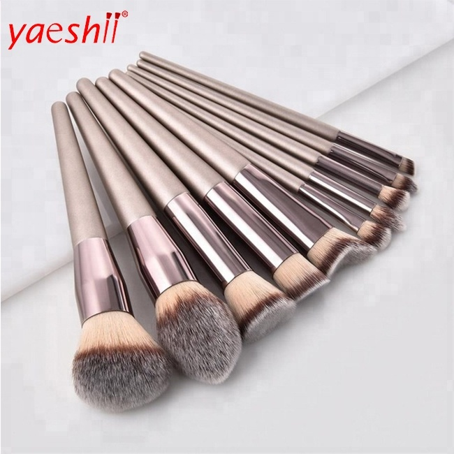 Yaeshii 1PC Wooden Women's Fashion Makeup Brush