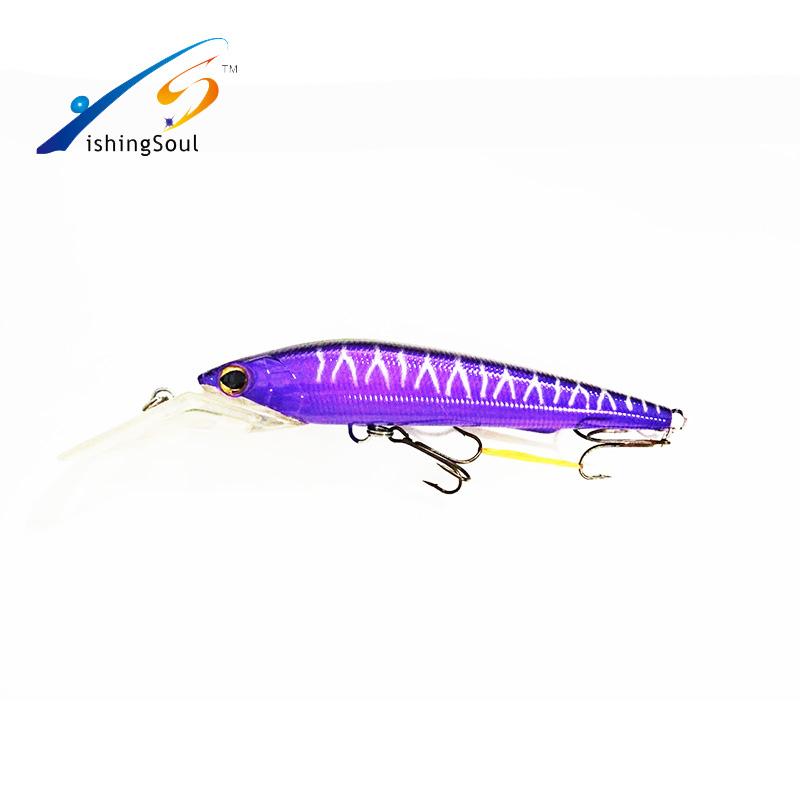 DSM2 artificial bait minnow fishing lure, Various