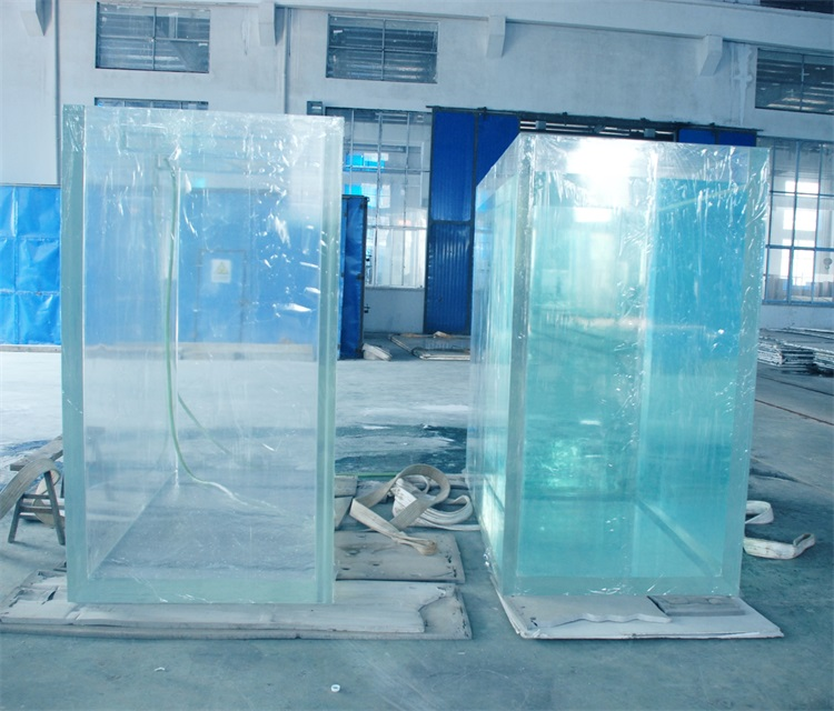 clear lucite acrylic aquarium project price