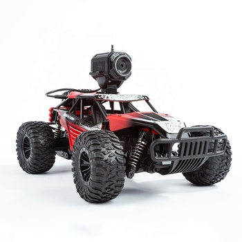 New WIFI FPV Racing Video Car 1:16 Scale 2.4G High Speed Remote Control RC Car With 720P HD Camera Buggy Off Road Car toys