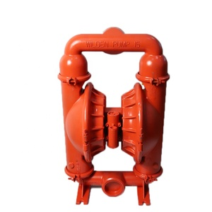 "3"" T15 Px15 P1500 wilden brand metal ptfe or rubber for sea water sewage water air-operated driven diaphragm pump"