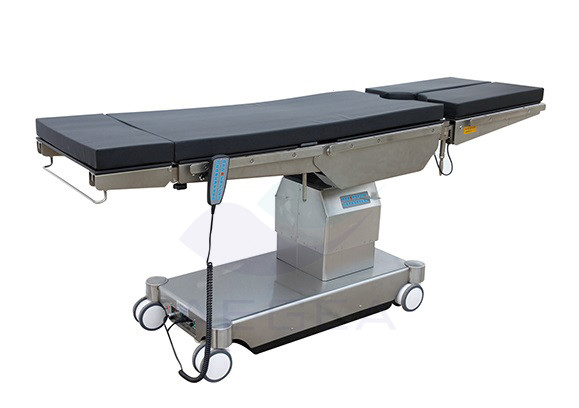 Hospital equipment adjustment electric surgical operation medical operating theater table for ophthalmology