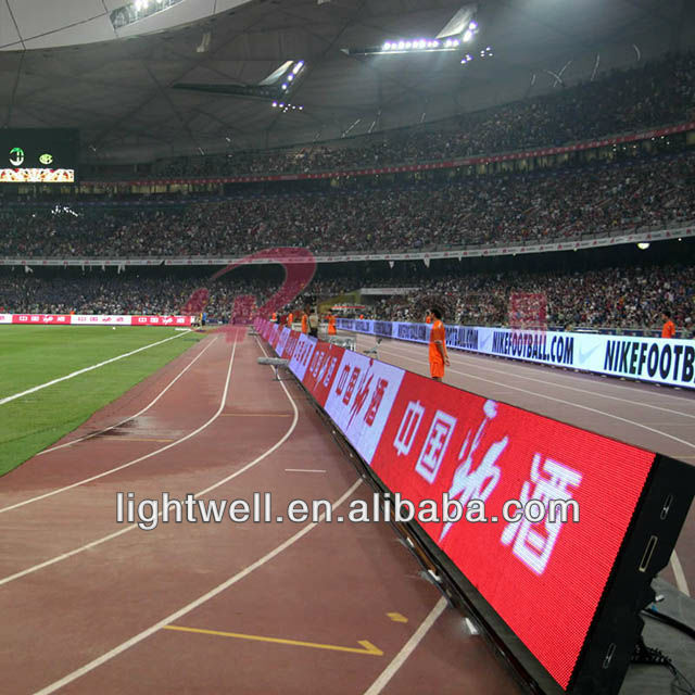 outdoor full color led display screen moving messages full color message/text/information board LED display