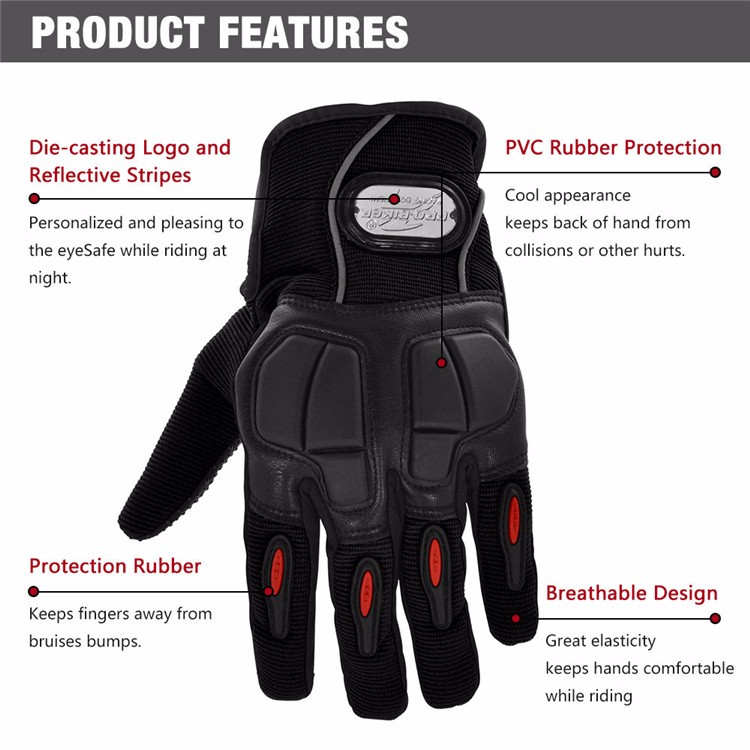 BJ-GLO-MCS22 motorcycle sports glove protection hand gloves mountain bike driving gloves