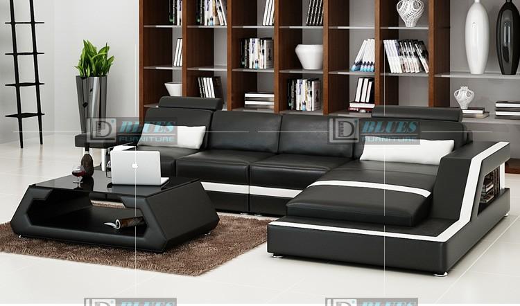 2017 Contemporary Classical Beautiful Sofa, Sofa Set Dubai Leather Sofa  Furniture