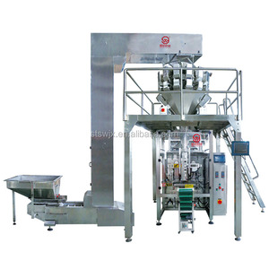 electric weigher back sealing potato chips packaging machine price