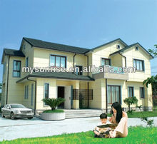 2012 New Design Prefabricated Building