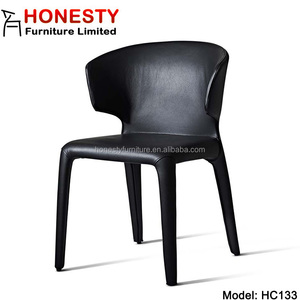 HC133 Wholesale Home Goods Low Price Italian Design Designer Modern Upholstered Dining Room 367 Hola Chair