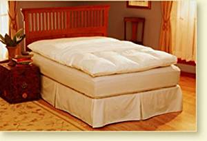 Bed Protector Size: California King