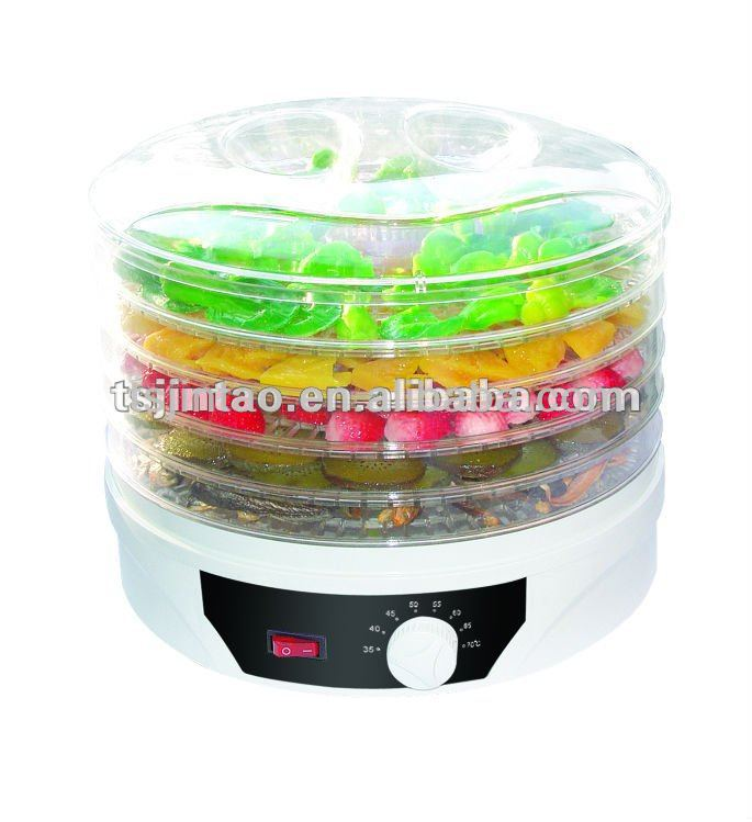 5 layers electric food dehydrator mechanical and save power