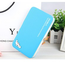 Women wallets PU leather Pidanlu the leather bring everyone nature pencil box wallet