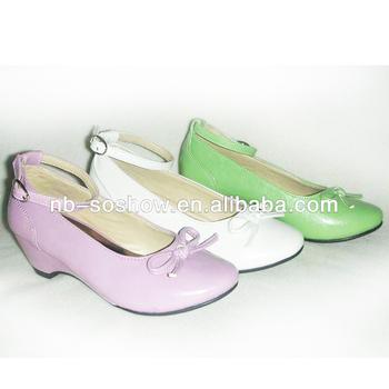 Kids Fashion High Heel Shoes/kids